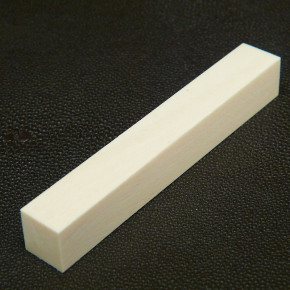 Stab/ Pen Blank ca.  13,5 x 13,5 x 92mm