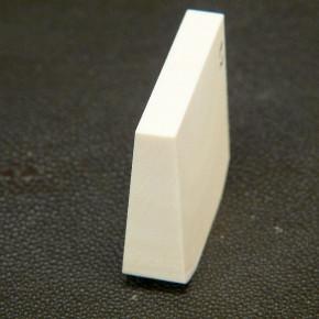 Querschnitt ca. 40 x 40 x 7,5 bis 13mm
