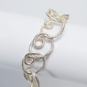 Silberarmband 925/-