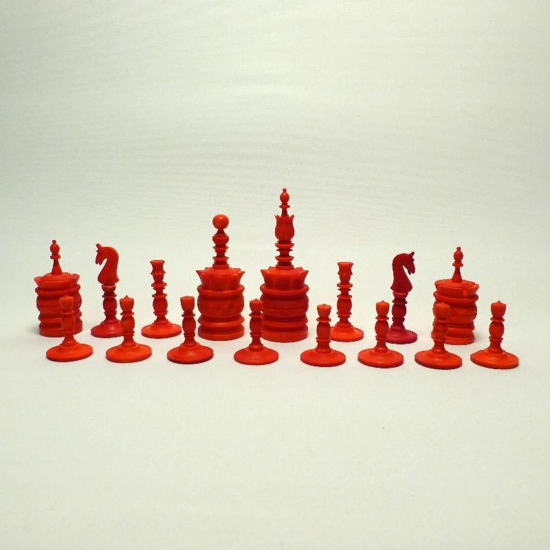 Schach Rot-weiß Bein12