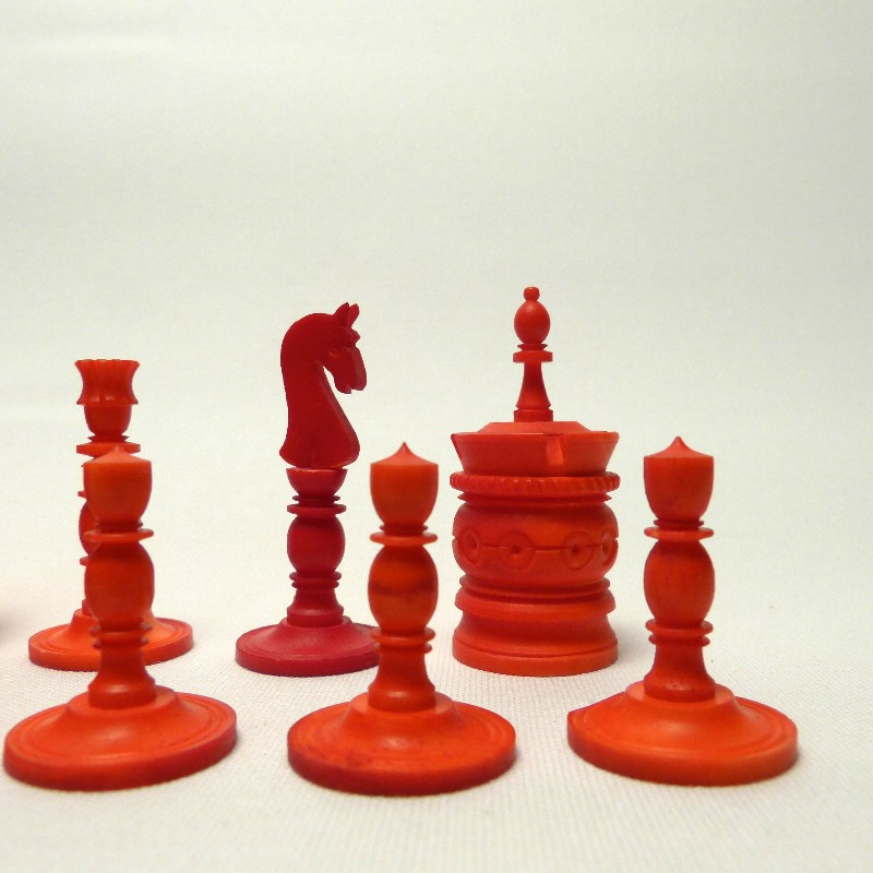 Schach Rot-weiß Bein19