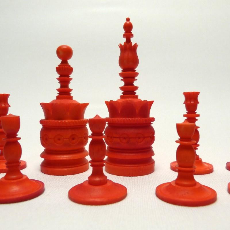 Schach Rot-weiß Bein20