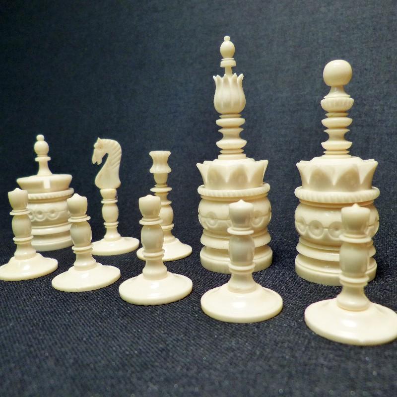 Schach Rot-weiß Bein5