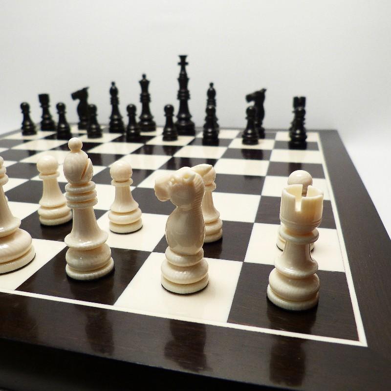 Schachfiguren Mit Brett6