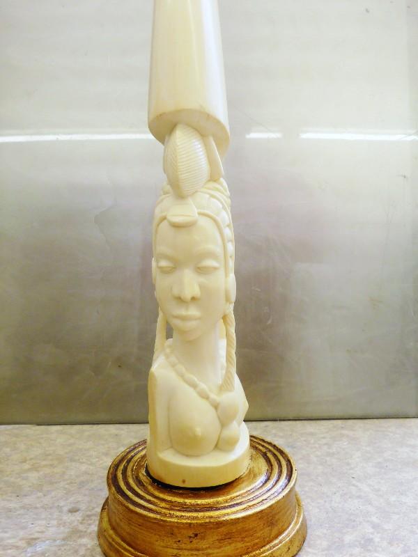 afrikanischer Kopf2