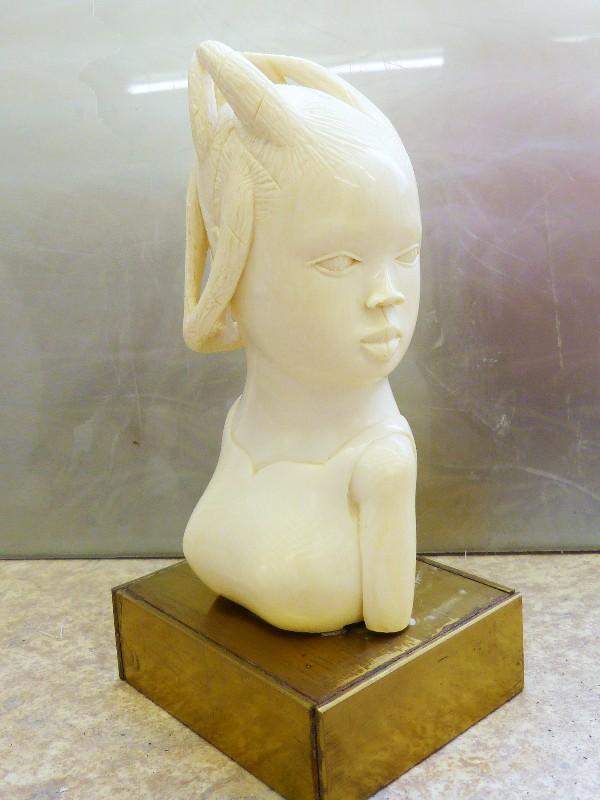 afrikanischer Kopf3