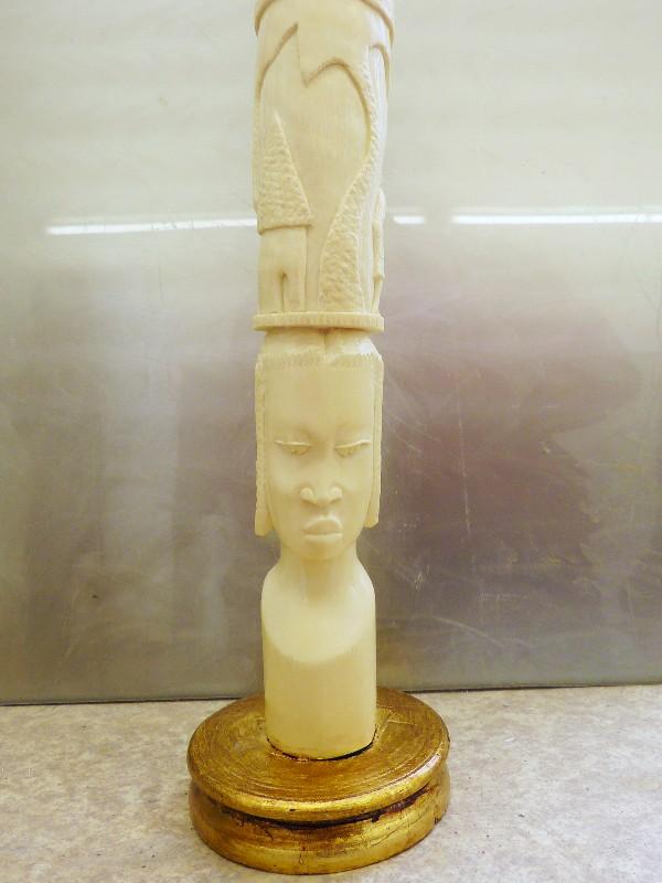 afrikanischer Kopf5